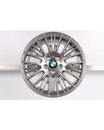 1x ORIGINAL BMW 1er F20 F21 / 2er F22 F23 18 Zoll Alufelge 388 Radialspeiche