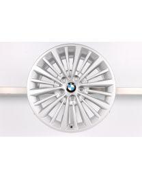1x Original BMW 2er AT F45 GT F46 17 Zoll Alufelge 481 Vielspeiche