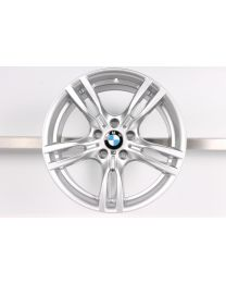 BMW Alufelge 3er GT F34 18 Zoll 400 M Sternspeiche 9,0J ET 42 7848388