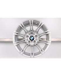 Original BMW 5er E60 E61 18 Zoll Alufelge M Doppelspeiche 135 NEU