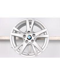 1x ORIGINAL BMW 2er AT F45 GT F46 16 Zoll Alufelge 473 Doppelspeiche