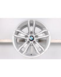ORIGINAL BMW X1 E84 17 Zoll Alufelge 319 Sternspeiche