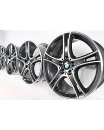 BMW Alufelgen 2er AT F45 GT F46 18 Zoll 361 Doppelspeiche bicolor 6855092 8,0J