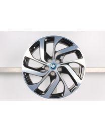 BMW Alufelge i3 i3s 19 Zoll Turbinenstyling 428 6852054 5,0J ET 43 Bicolor