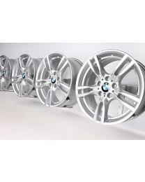 ORIGINAL BMW 3er F30 F31 / 4er F32 F33 F36 / 3er GT F34 18 Zoll Alufelgen M 400 Sternspeiche