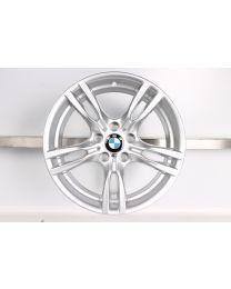 BMW Alufelge 3er F30 F31 F34 4er F32 F33 F36 18 Zoll 400 M Sternspeiche 8,0J ET 34 7845880