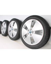 BMW Winterkompletträder i3 Sternspeiche 427 19 Zoll RDCi silber